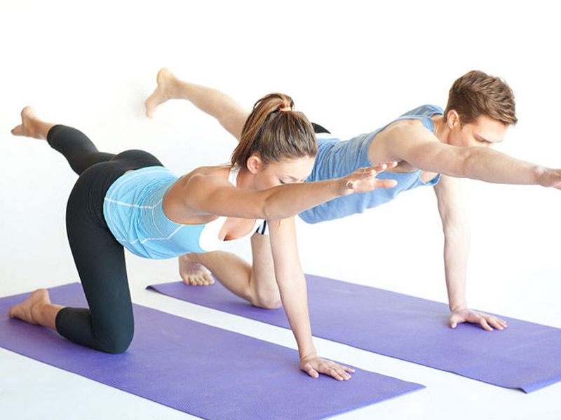 Pilates-Beginners